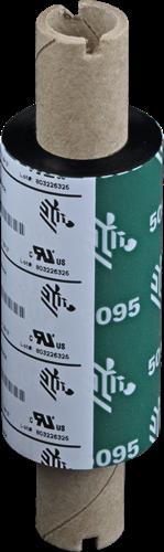 Zebra 5095 Resin ribbon 64mm x 74m