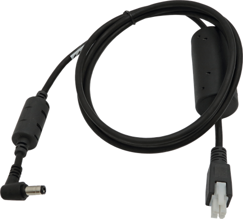 DC cable for Zebra DS3600 and LI3600 barcode scanners