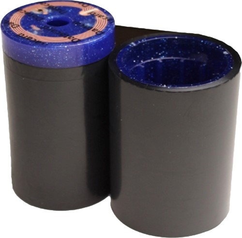 Black HQ printer ribbon for Datacard SD160-SD260-SD360 (500 prnt.)