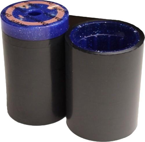 Black HQ printer ribbon for Datacard SD260-SD360-SD460 (1500 prnt.)