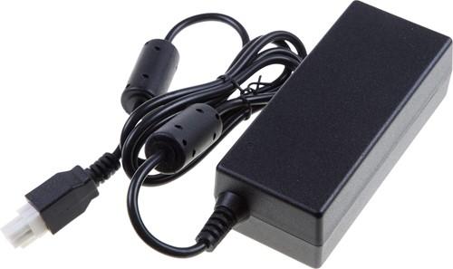 Power supply for 3-slot charging cradle for Datalogic Memor 1