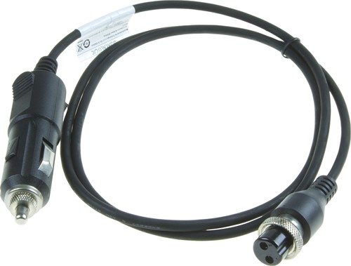 Car adapter for Datalogic vehicle dock