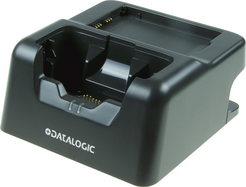 Cradle and power supply for Datalogic DL-Axist