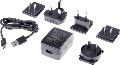 Power supply for 2-slot charging station Datalogic HS7500