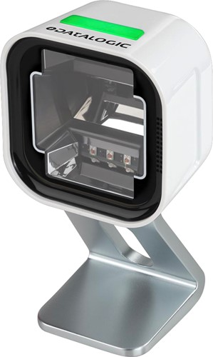 Datalogic Magellan 1500i 2D white USB-kit with magnetic stand