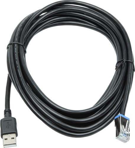 USB cable straight 4.50m for Datalogic Magellan 3450VSi-3550HSi
