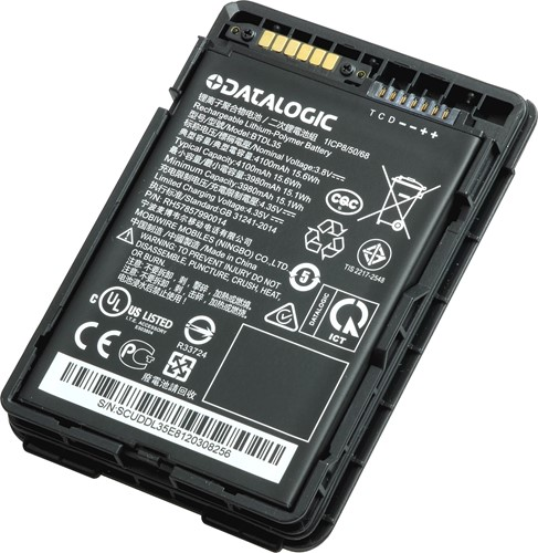Battery for Datalogic Memor 10