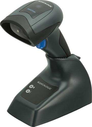 Datalogic QuickScan QBT2430 2D dark grey (scanner+cradle w/o cbl.)