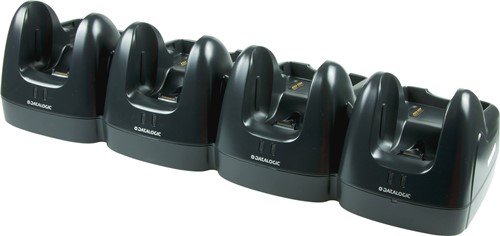 4-Slot charge-only cradle for Datalogic Skorpio X3-X4