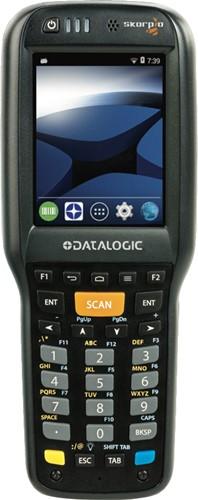 Datalogic Skorpio X4 Handheld 1D, 28-Key, Android 4.4