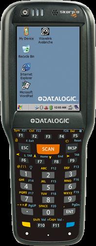 Datalogic Skorpio X4 Pistol grip Windows Embedded Compact 7