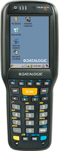 Datalogic Skorpio X4 Pistol grip Windows Embedded Compact 7