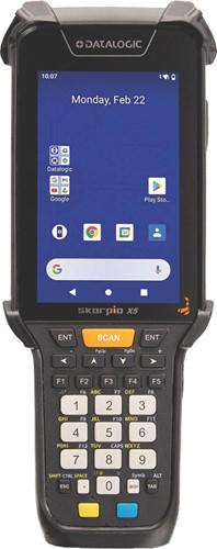 Datalogic Skorpio X5 Pistol grip 1D/2D XLR 4GB/64GB 28-Key Android 10