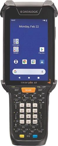 Datalogic Skorpio X5 Pistol grip 1D/2D XLR 4GB/64GB 38-Key Android 10