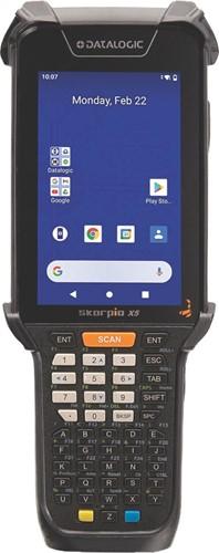 Datalogic Skorpio X5 Pistol grip 1D/2D XLR 4GB/64GB 47-Key Android 10