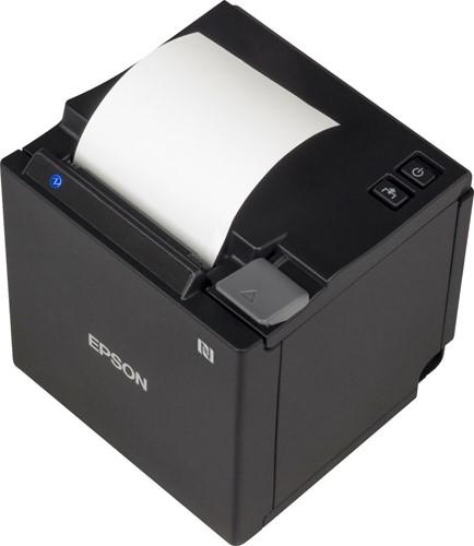 Epson TM-m30 receipt printer black incl. PS (USB-ETH-BT)