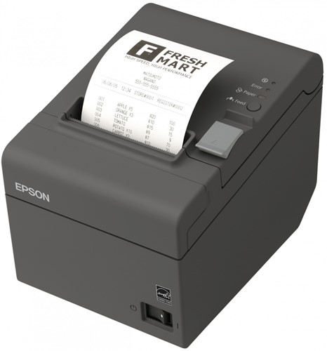 Epson TM-T20 II receipt printer (USB-Ethernet)