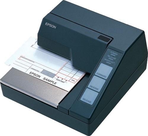 Epson TM-U295 slip printer dark grey (RS-232)