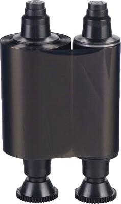 Black Monochroom Printer ribbon for Evolis Quantum (1000 prnt.)