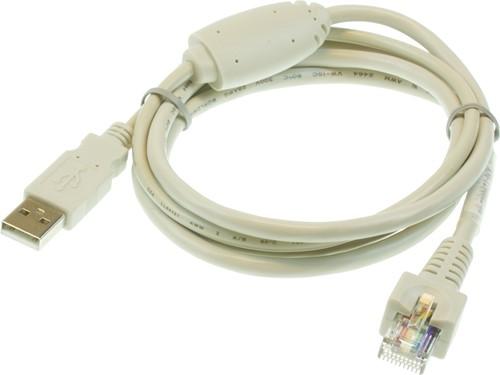 USB-COM cable white for Glancetron 1290