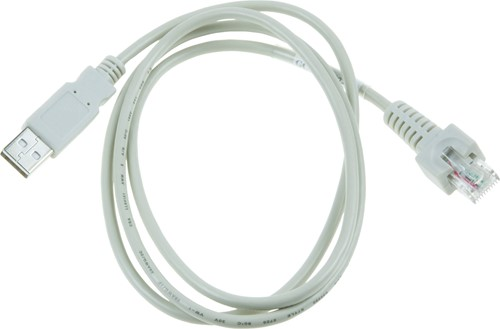 USB-COM cable white for Glancetron 1290