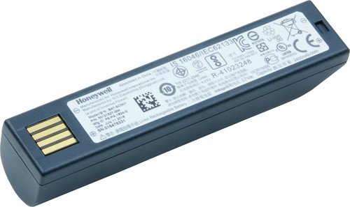 Battery for Honeywell Voyager 1202-1452g, Xenon 1902, Granit 1911i-1981i