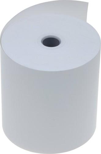 Receipt roll plain paper 76mm (768012)