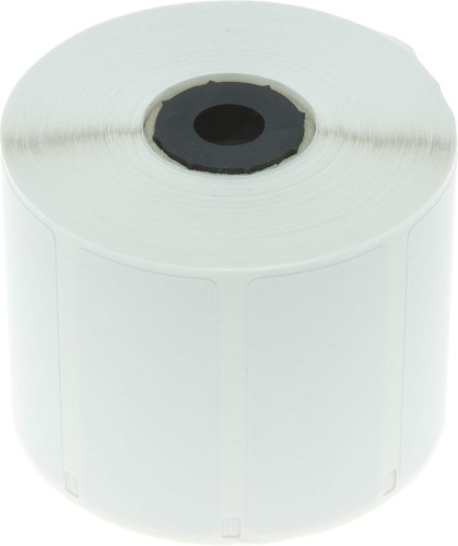 Labels 56 x 25.4 mm white permanent for Epson TM-L60