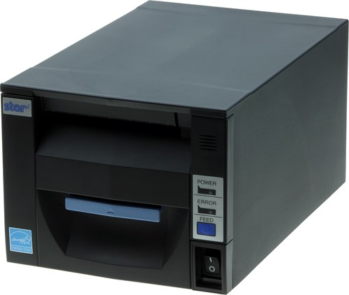 Star FVP10 receipt printer dark grey (ETH)