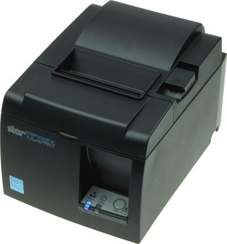 Star TSP143 III receipt printer dark grey (Ethernet)