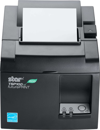 Star TSP143 II Eco receipt printer dark grey (USB)