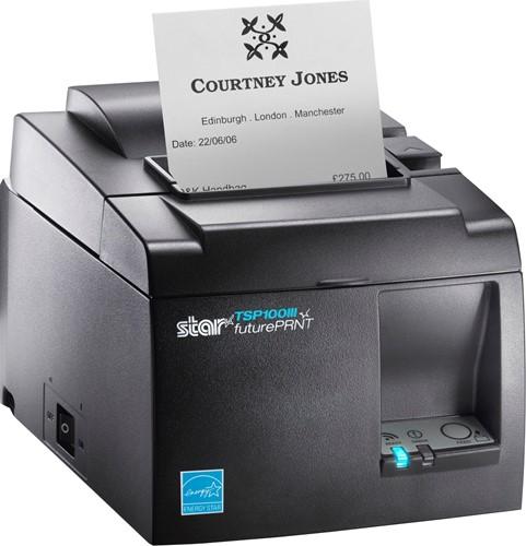 Star TSP143-III black (USB-WLAN)