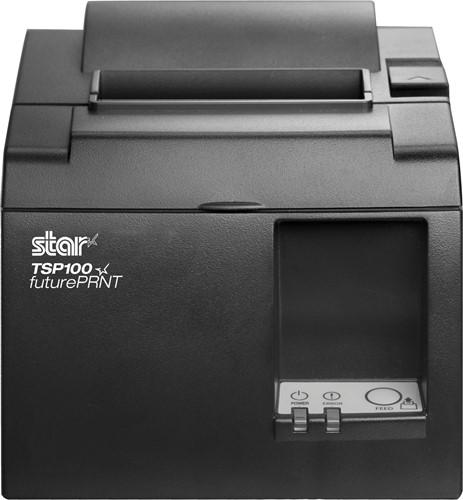 Star TSP143 II+ receipt printer dark grey (USB)