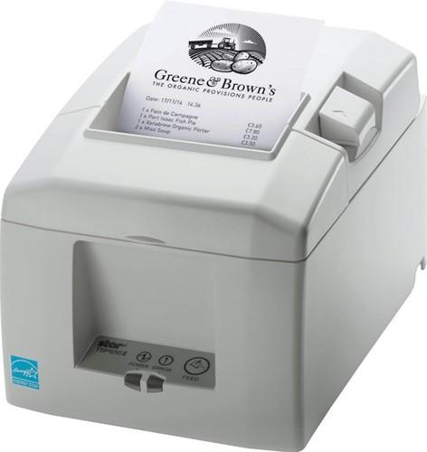 Star TSP654 II receipt printer light grey (RS232)