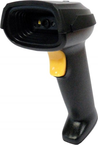 Unitech MS338 1D/2D barcode scanner USB-kit + Stand