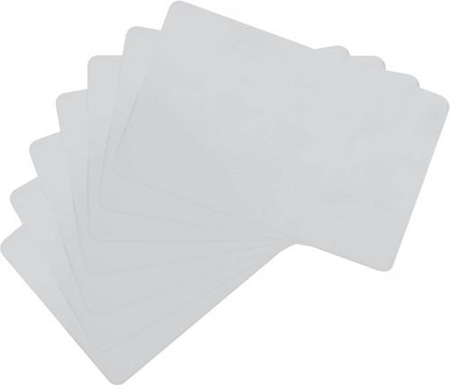 Zebra PVC cards 30 mil white (500 pcs.)