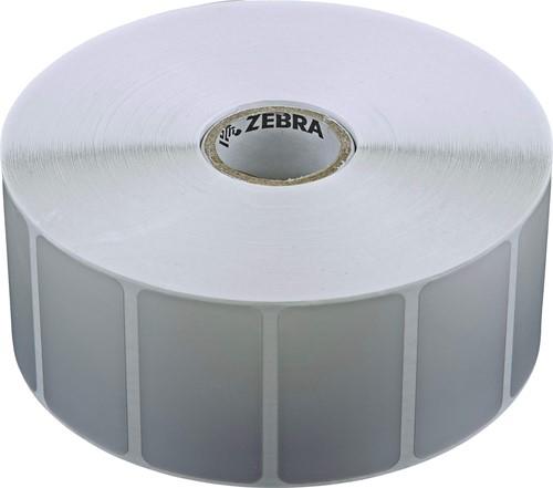 Zebra Z-Ultimate 3000T Silver Polyester label 51 x 25mm