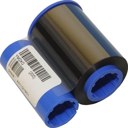YMCKOK Printer ribbon for Zebra P330i-P430i-P520i (170 prnt.)