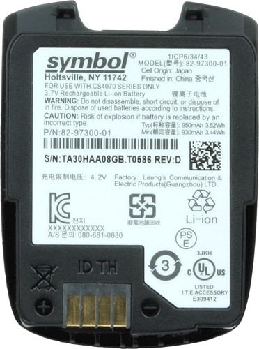 Battery for Zebra CS4070 (10-Pack)