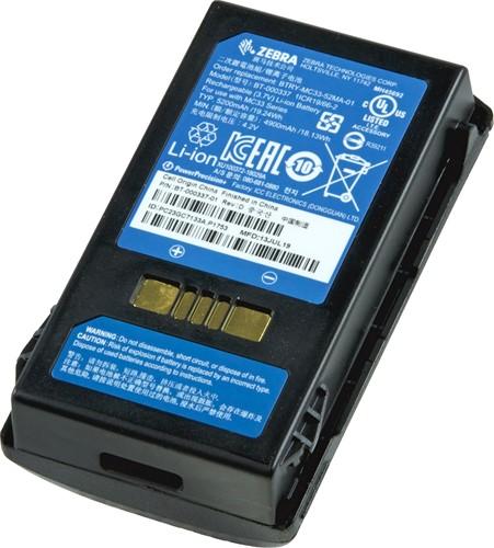 Battery 5200mAh for Zebra MC3300 (10-pack)