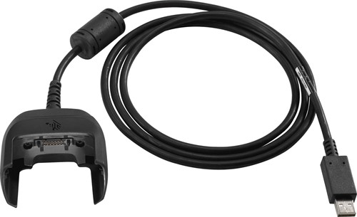 USB communication and charging cable for Zebra MC3300-MC3300x