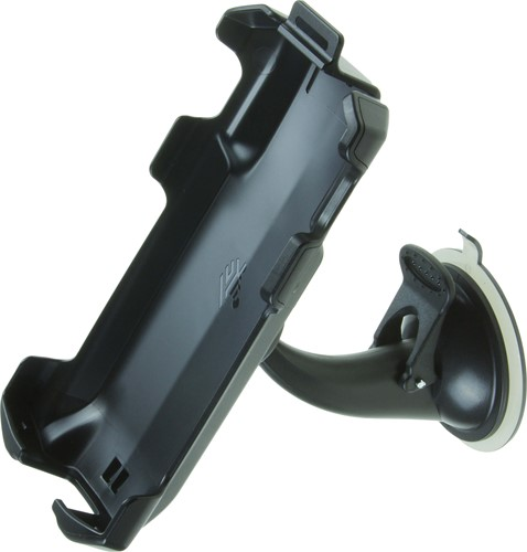 Holder with suction cup for Zebra TC21-TC26