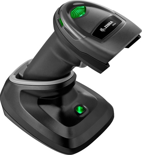 Zebra DS2278-SR 2D barcode scanner USB-kit black