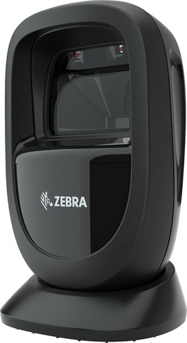Zebra DS9308 2D barcode scanner RS232-kit black