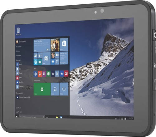 """Zebra ET56 10.1"""" BT-NFC-WLAN-WWAN 4GB/64GB Windows 10"""