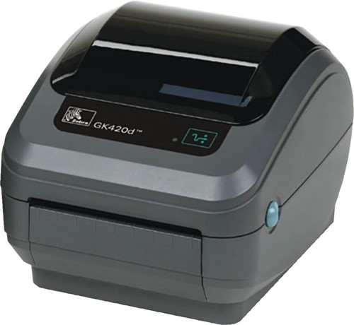 Zebra GK420d standard (USB-PAR-SER)