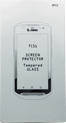 Screen protector for Zebra TC5x