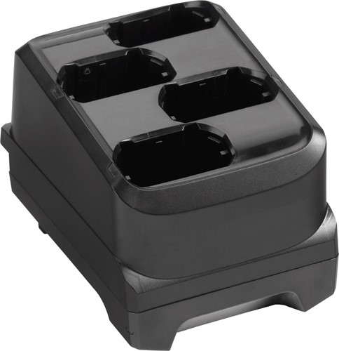 4-Slot battery charger for Zebra MC3300-MC3300x