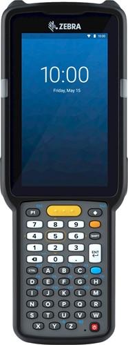Zebra MC3300x Pistol grip, SE4850 ERI 1D/2D LR, 47-Key, Android 10