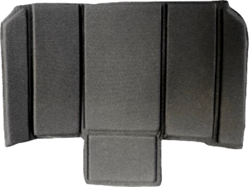 Foam padding for holder industrial barcode scanners